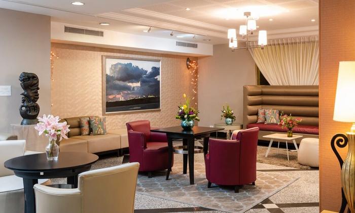 8 ארוחת בוקר במלון לאונרדו ארט, חוף גורדון תל אביב