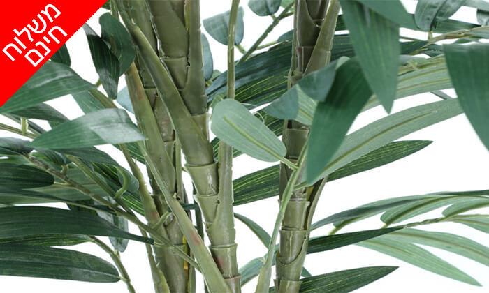 4 שמרת הזורע: עץ מלאכותי בעציץ - הובלה חינם