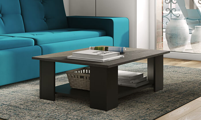 10 שולחן סלון BRADEX דגם SQUARE