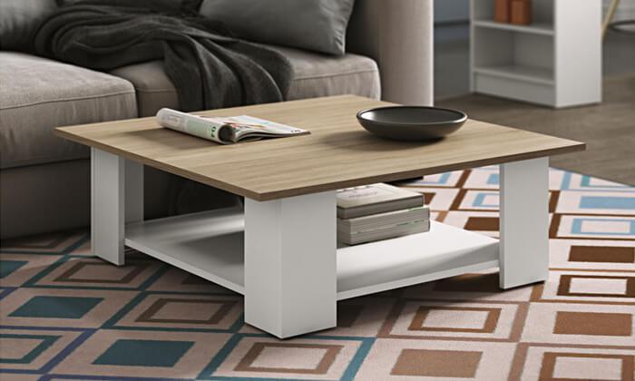 11 שולחן סלון BRADEX דגם SQUARE