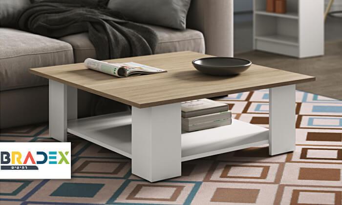 2 שולחן סלון BRADEX דגם SQUARE