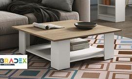 שולחן סלון דגם SQUARE