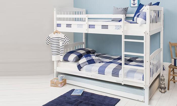 6 מיטת קומותיים דגם DIANA