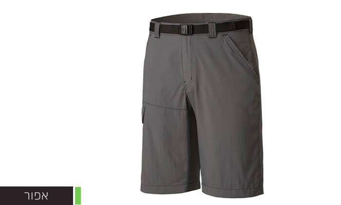 4 מכנסיים קצרים לגברים Columbia