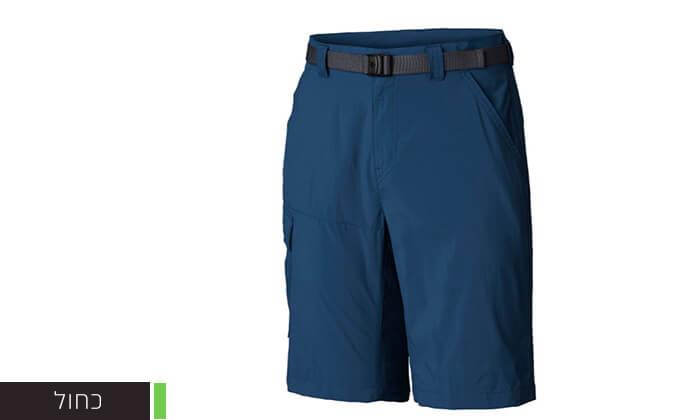 3 מכנסיים קצרים לגברים Columbia