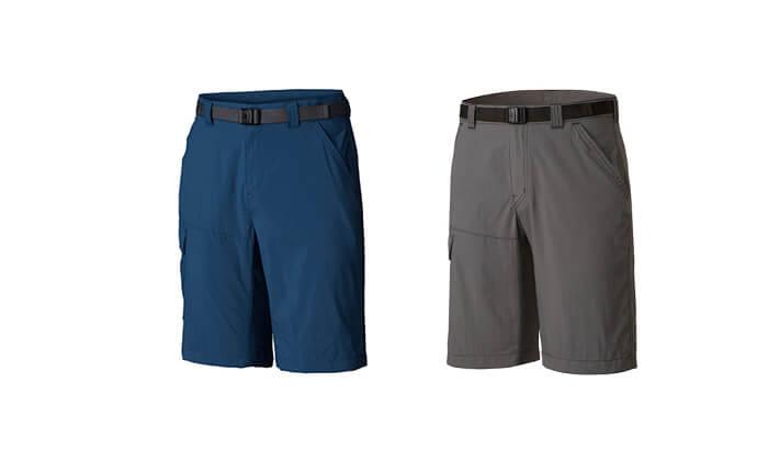 5 מכנסיים קצרים לגברים Columbia