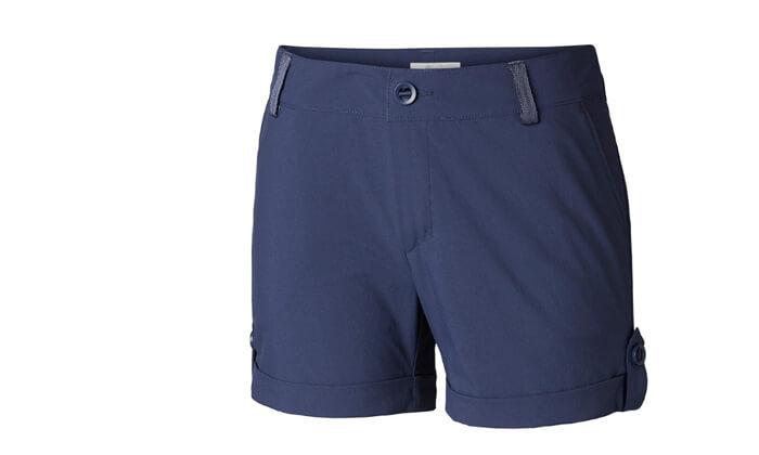 2 מכנסיים קצרים לנשים Columbia