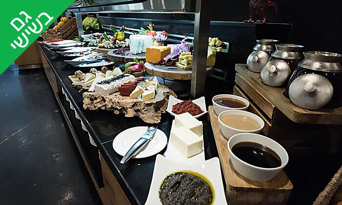 10 ארוחת בוקר בופה במלון הבוטיק אייל, ירושלים