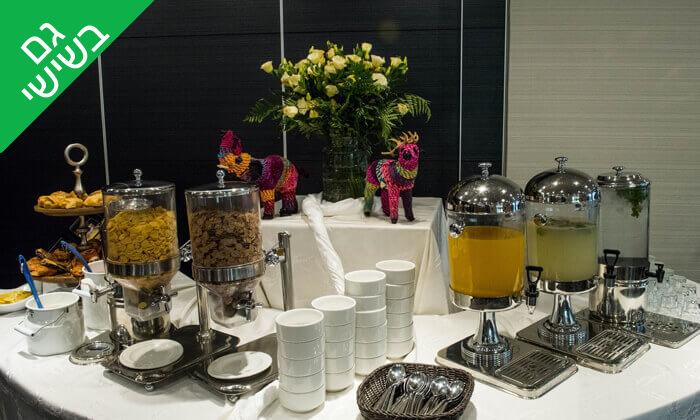 11 ארוחת בוקר בופה במלון הבוטיק אייל, ירושלים