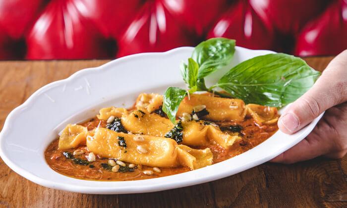 8 ארוחה זוגית במסעדת טיטו איטליאנו, גבעתיים