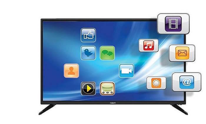 2 טלוויזיה חכמה FUJICOM, מסך 32 אינץ'