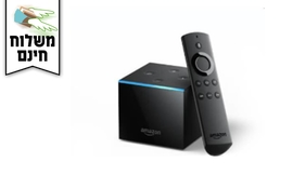 סטרימר Amazon Fire TV Cube