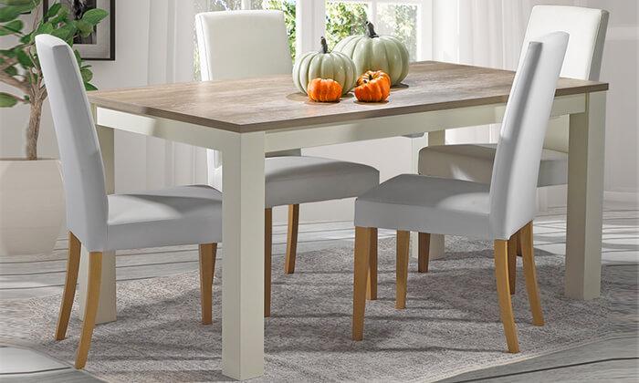 3 ביתילי: שולחן אוכל נפתח דגם בונטון