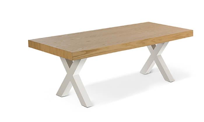 5 ביתילי: שולחן סלון דגם סאקס