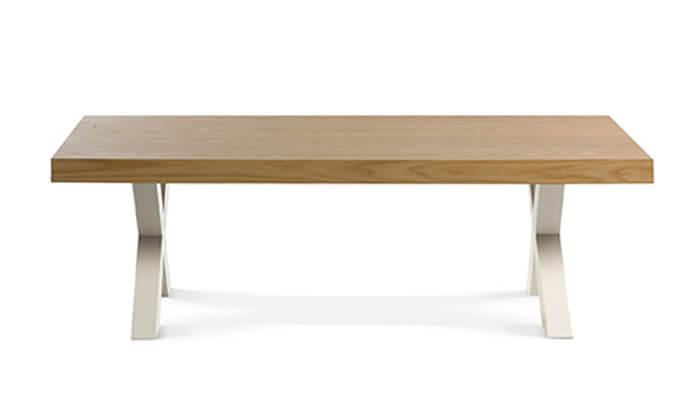 4 ביתילי: שולחן סלון דגם סאקס
