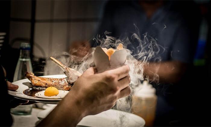 7 מסעדת HFA של שף שחר דבח בעיר התחתית, חיפה - ארוחת פרימיום זוגית