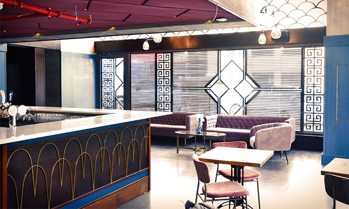 13 מסעדת HFA של שף שחר דבח בעיר התחתית, חיפה - ארוחת פרימיום זוגית