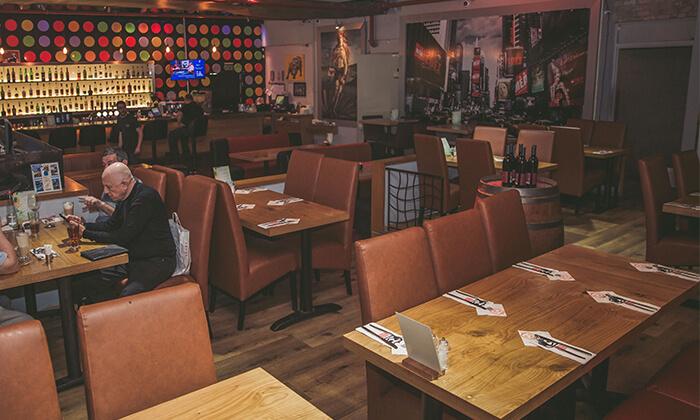 6 מסעדת לופט -LOFT במתחם הרובע ראשון לציון - ארוחה זוגית