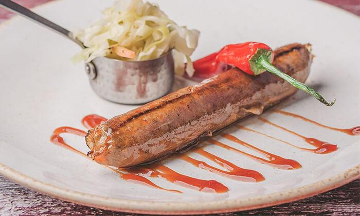 13 מסעדת לופט -LOFT במתחם הרובע ראשון לציון - ארוחה זוגית