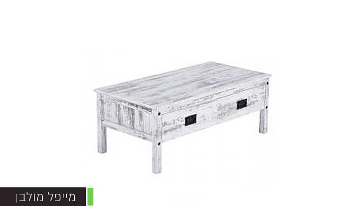 3 שולחן סלון עם מגירות