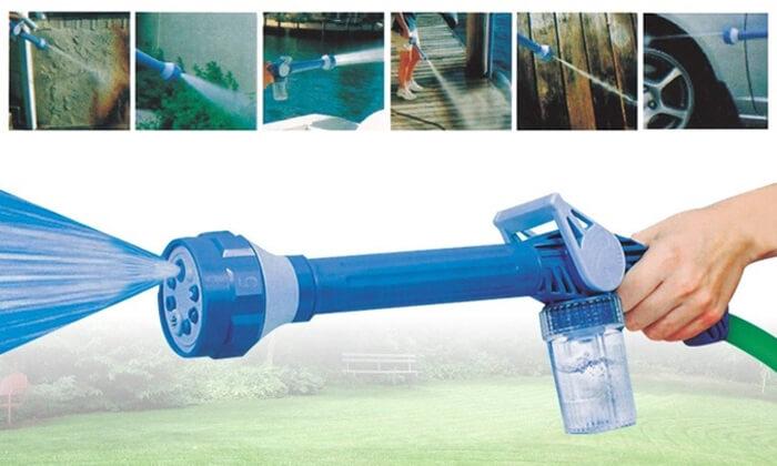 3 תותח מים סילוני EZ Jet Water Cannon