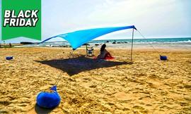 ציליית 4x4 מטר לים Sea & Sun