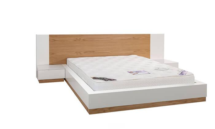 3 חדר שינה מעץ מלא LEONARDO