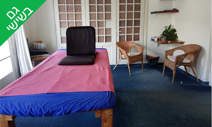3 טיפולי רפלקסולוגיה ושיטת גרינברג - קליניקת גוף ונפש בתנועה בריאה, תל אביב