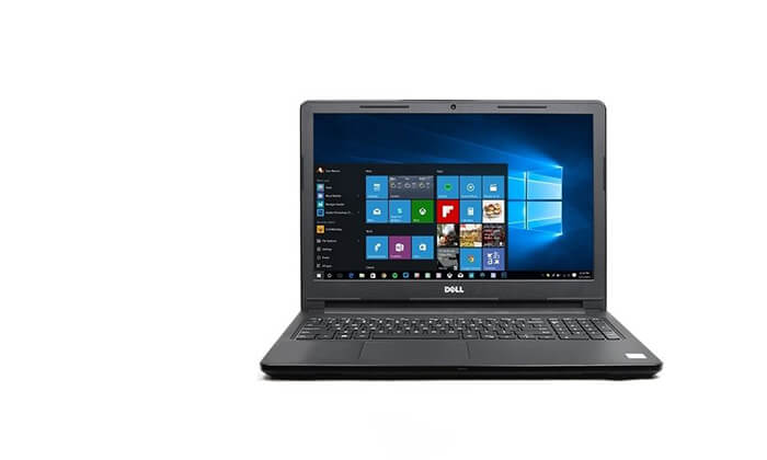 4 מחשב נייד דל DELL עם מסך 15.6 אינץ'