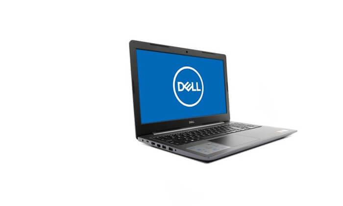 4 מחשב נייד דל DELL עם מסך מגע 15.6 אינץ'