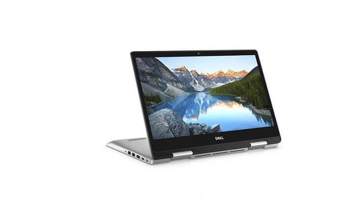 3 מחשב נייד דל DELL עם מסך מגע 14 אינץ'