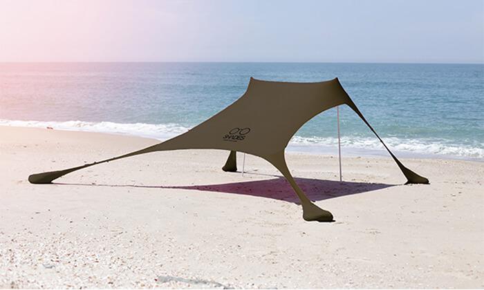 7 צילייה לים SHADES, מוצר עודפים - משלוח חינם