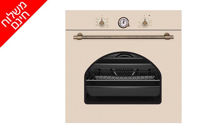 3 תנור אפייה בנוי 65 ליטר נורמנדה NORMANDE - משלוח חינם