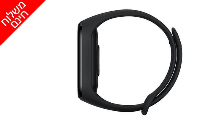 5 צמיד כושר חכם Mi Smart Band 4 - משלוח חינם