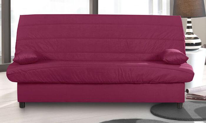 3 ספה נפתחת למיטה עם ארגז מצעים ENZO