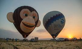 טיסת חוויה בכדור פורח
