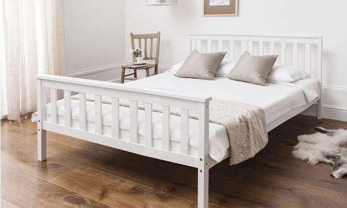 2 מיטת ילדים ברוחב וחצי BRADEX