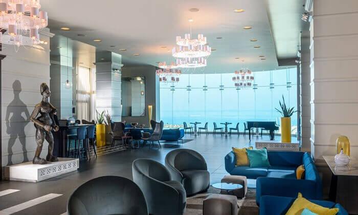 11 יום כיף וספא במלון הרודס תל אביב