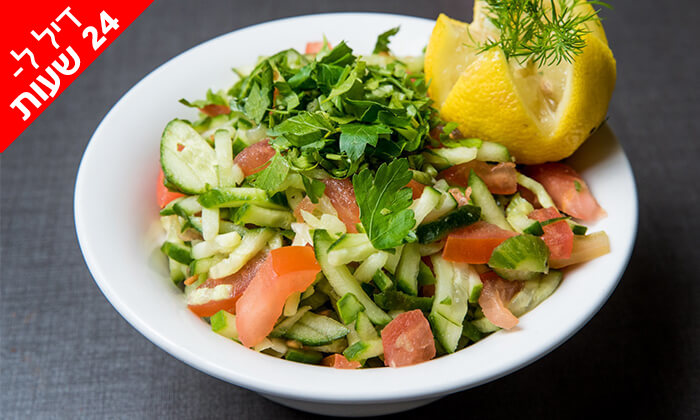 9 דיל -24 שעות: ארוחת בשרים לזוג או לשלושה במשלוח חינם ממסעדת הגריל הלוהט הכשרה, תל אביב