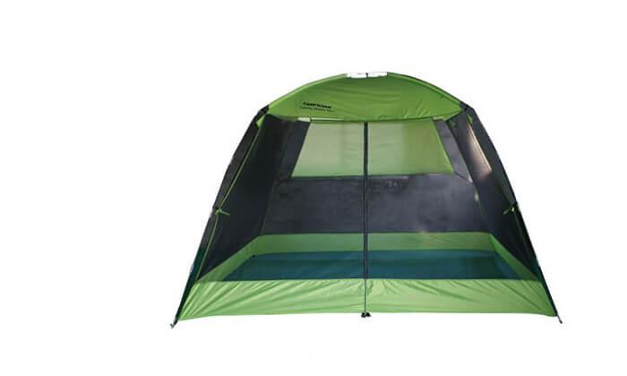 3 אוהל משפחתי CAMPTOWN דגם SAVANA ל-8 אנשים