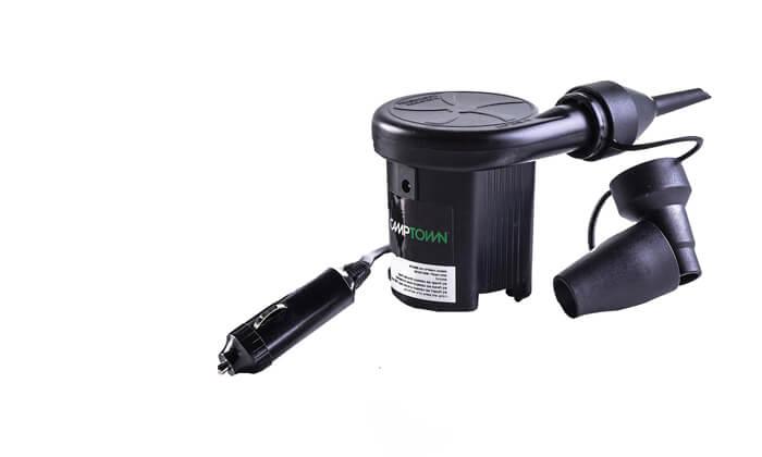 3 משאבה חשמלית לרכבCAMPTOWN