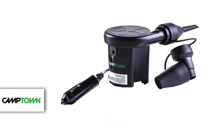2 משאבה חשמלית לרכבCAMPTOWN