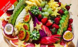 יופי של פרי - מגש פירות ב-T.A