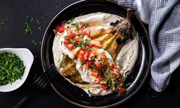 12 ארוחת שף זוגית במסעדת באבא יאגה, תל אביב