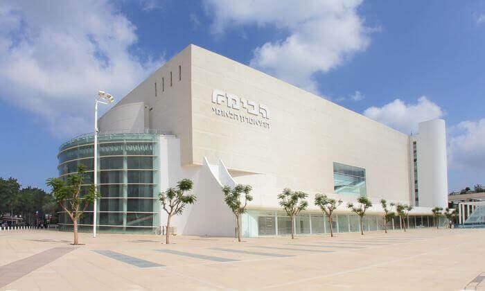 2 כרטיס כניסה לסיור בתיאטרון הלאומי הבימה, תל אביב