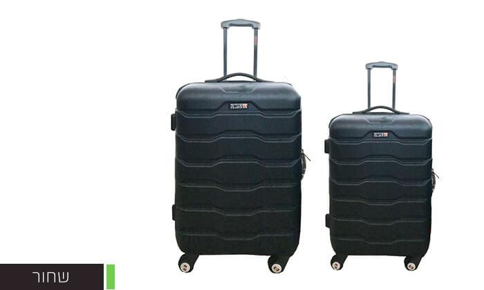 3 זוג מזוודות SWISS