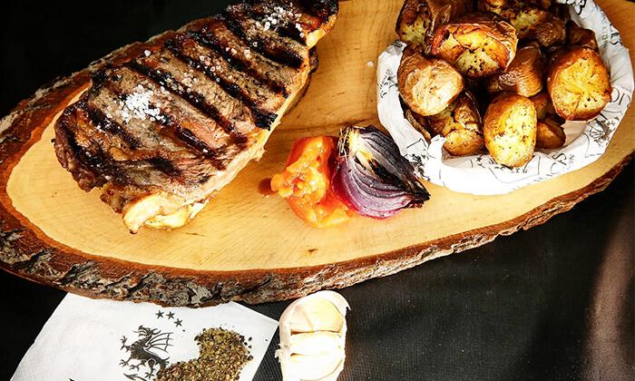 """8 ארוחה זוגית בפטריקס - מתחם האגם, ראשל""""צ"""