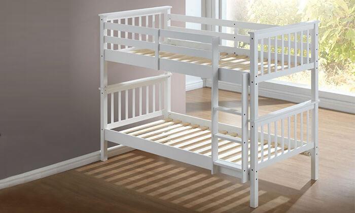 3 מיטת קומתיים לילדים ונוער BRADEX