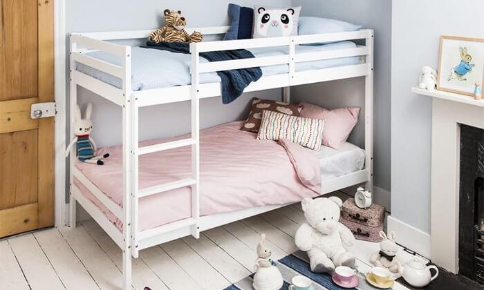 6 מיטת קומתיים לילדים ונוער BRADEX