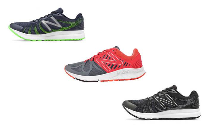 2 נעלי ריצה לגברים NEW BALANCE